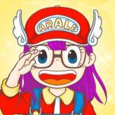 万年スランプ(笑)アラレちゃん♡