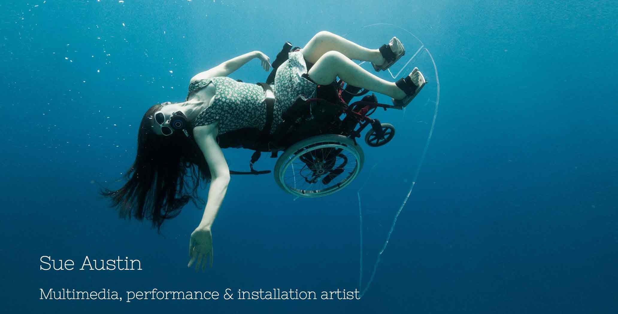 車椅子でダイビング。それはまさに、喜びと自由の証明。