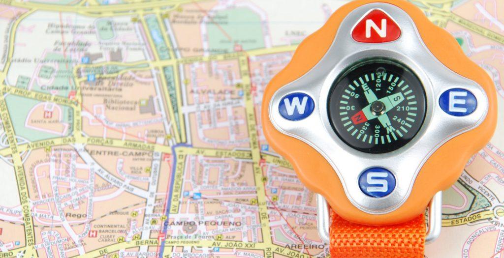 GPS 徘徊