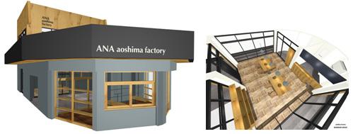 全日空ANAが宮崎 青島になんだかオシャレな「青島ファクトリー」10月に開設!障害者雇用も