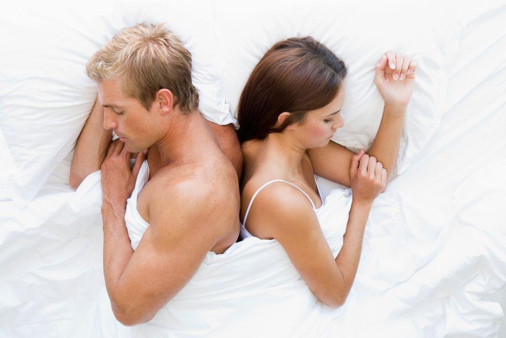 夫と彼氏、妻と彼女とだけデキない?「性嫌悪障害」って何?