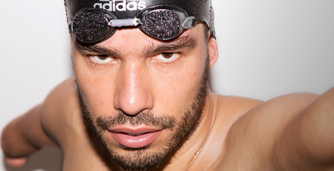 パラリンピック『WHO I AM』水泳 ダニエル・ディアス選手