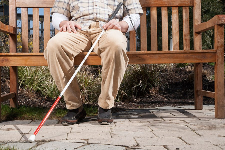 視覚障害者の「eye棒」は、新たな技術を搭載した頼れる支援ツール