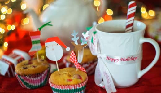 やっぱりクリスマスケーキは欠かせない。コンビニスイーツでアレンジ詐欺!