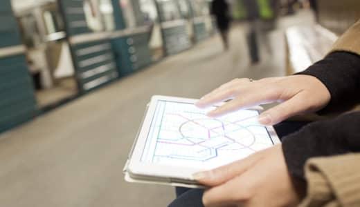 車椅子で安心して外出できる「googleマップ」の新機能とは