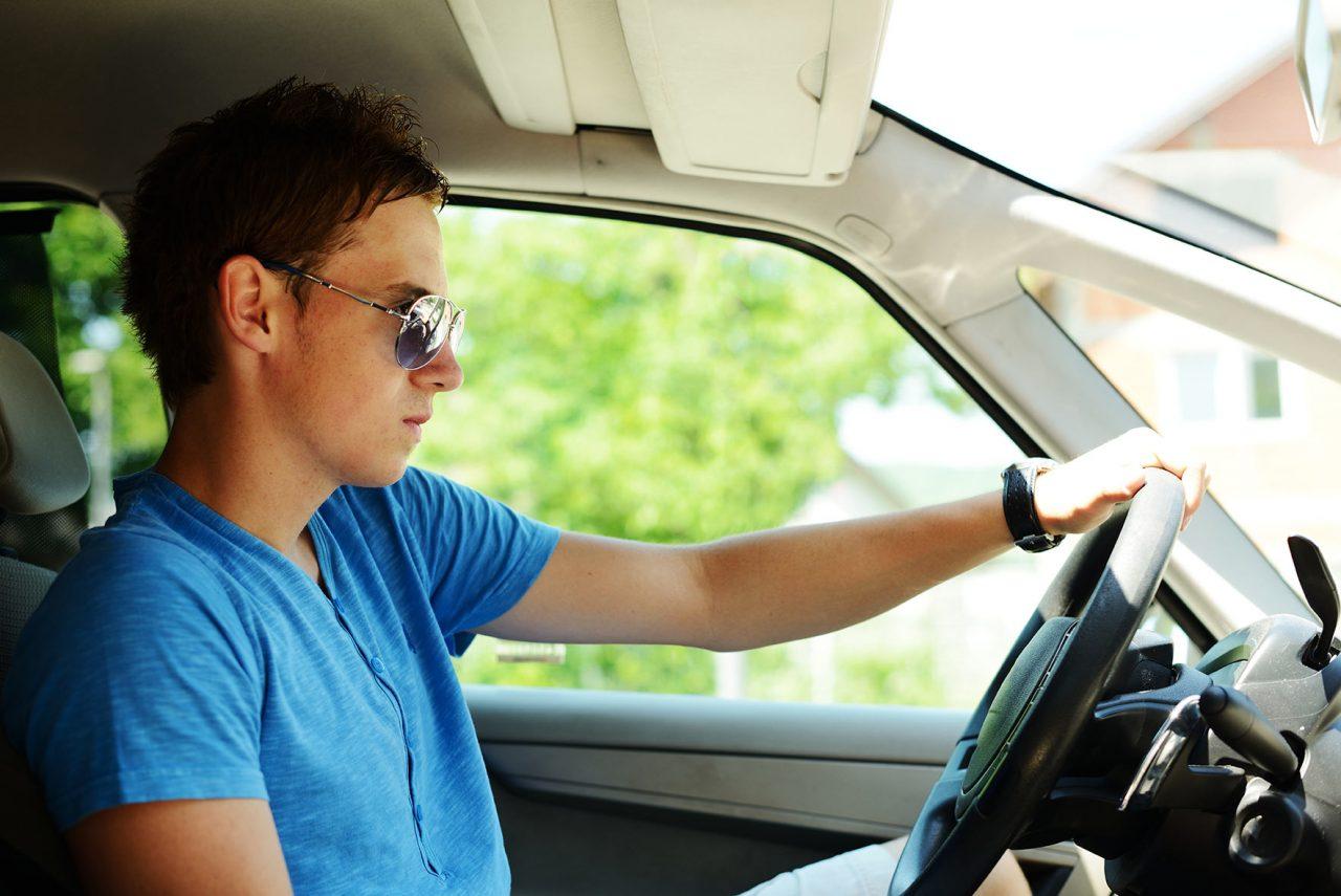 他人事ではなかった「交通事故」との遭遇。いつも安全運転を心がけよう。