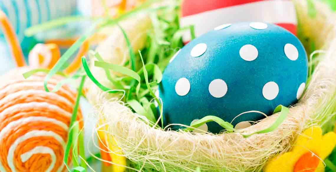 春分の日とイースター。これから訪れる春を祝おう。