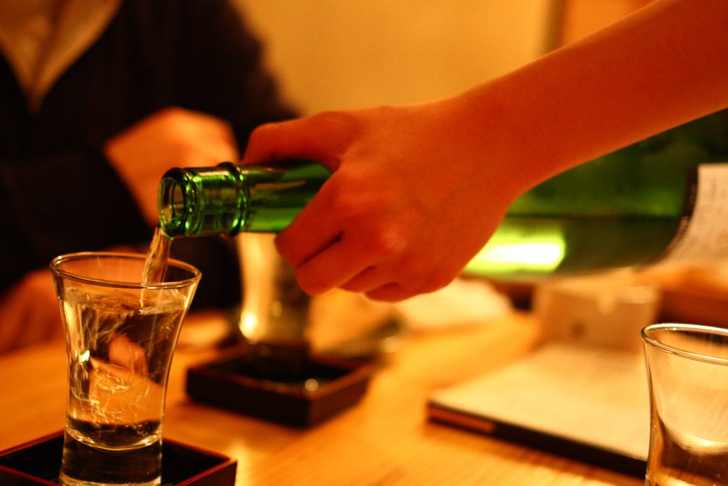 世界市場を席巻する日本食と日本酒の確固たる地位
