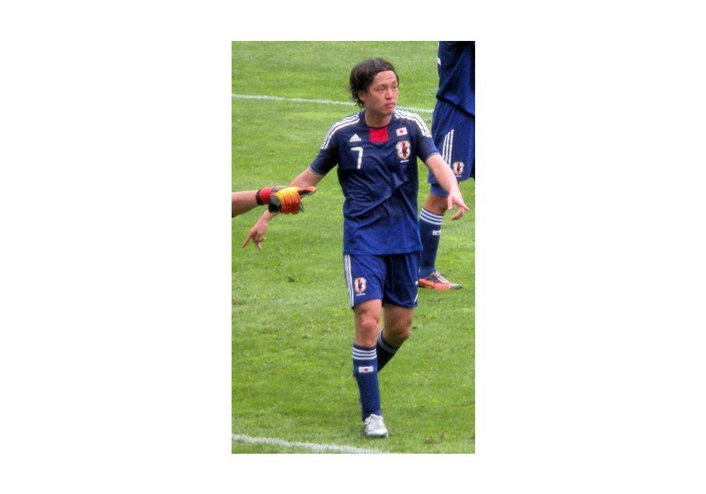 遠藤保仁がボールを止めて、蹴る。W杯に必要とされる最上級のサッカー