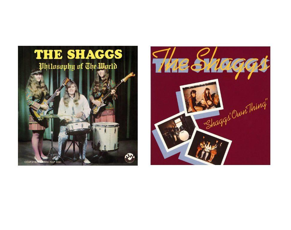 18年ぶり!伝説のカルトバンド The Shaggs 再結成ライブを披露!