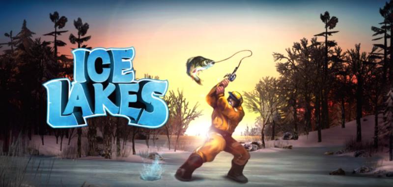 おウチで本格氷上釣りゲーム「Ice Lakes」