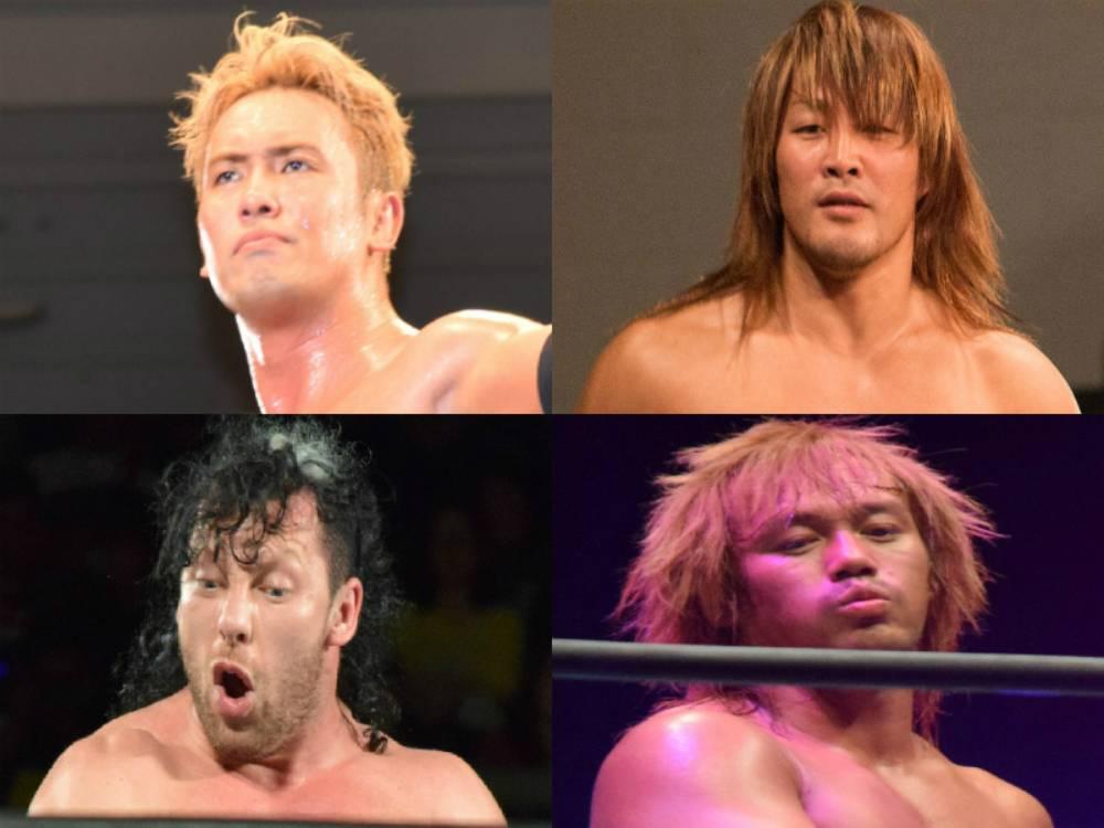 僕の思う新日本プロレスの人気レスラーを紹介!!