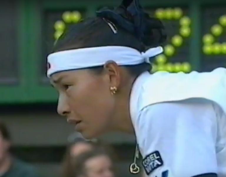 プロテニスプレーヤー伊達公子が現役引退