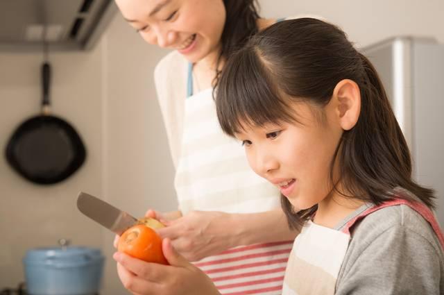家庭料理が、やがて特殊技能となる日