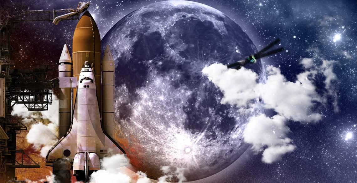 宇宙飛行士からのおすそ分け。宇宙からのツイートをあなたにも。