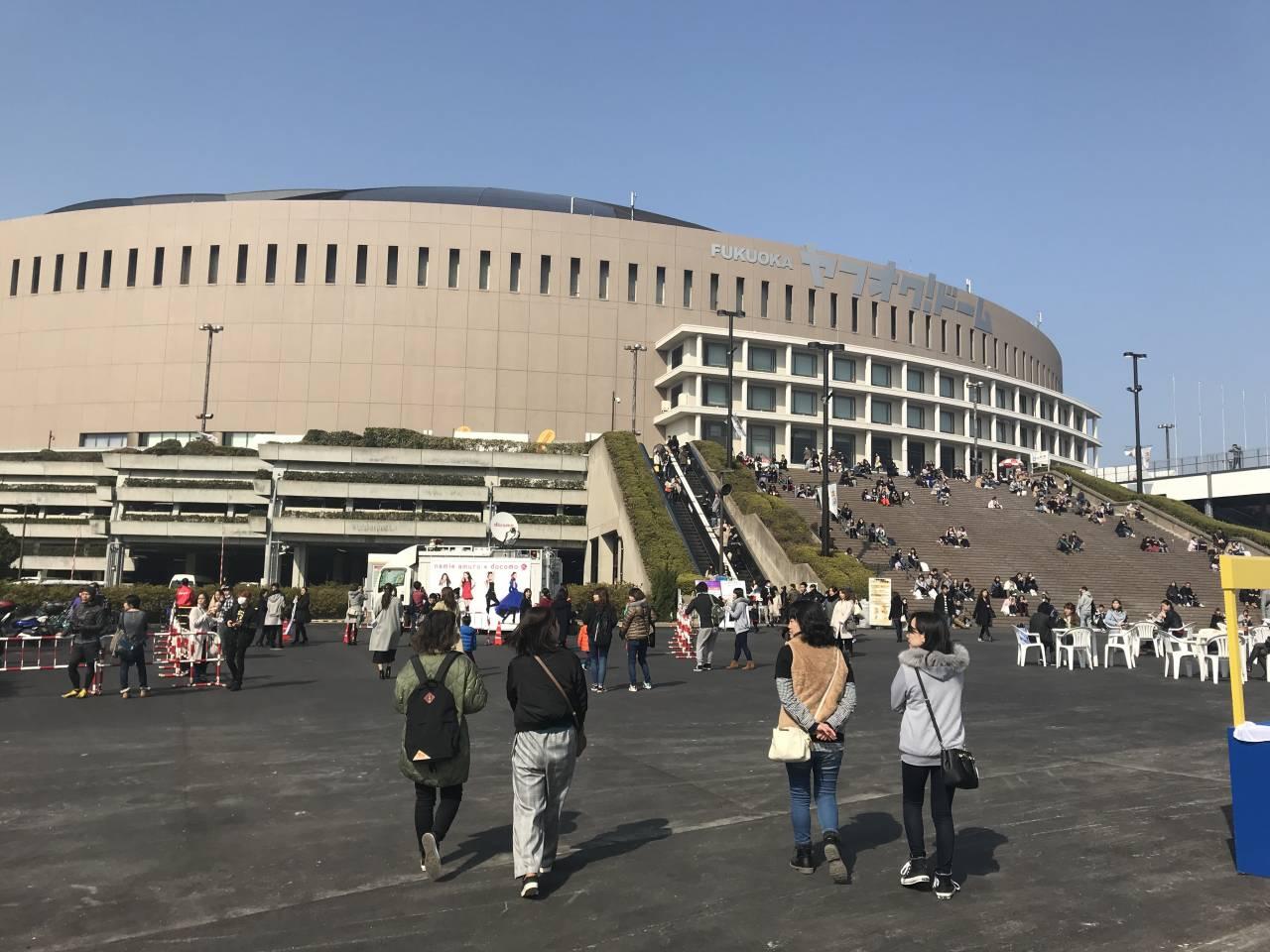 【ネタバレあり/ライブレポ】安室奈美恵 Final Tour 2018 ~Finally~【福岡初日/2018年2月24日】No.2