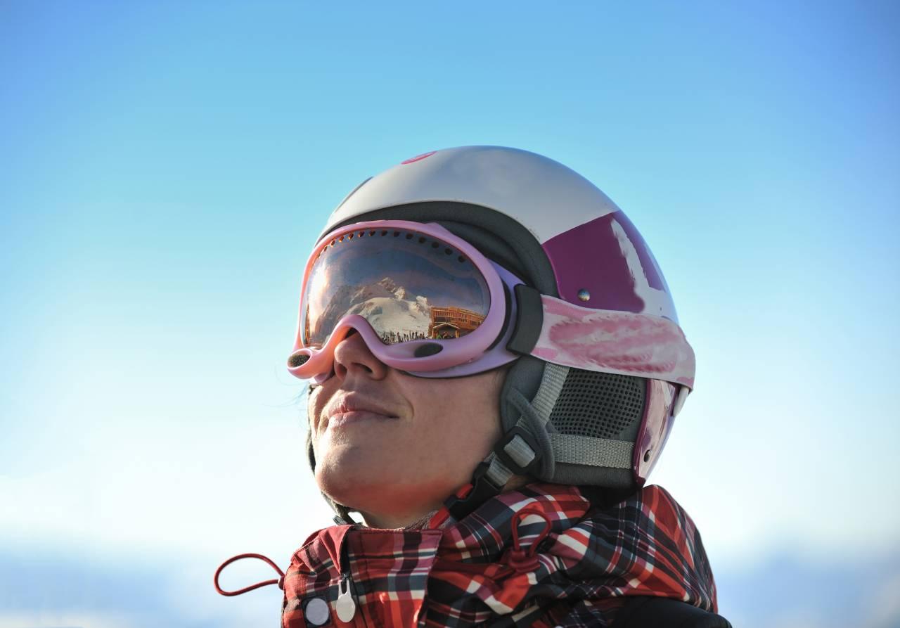 【平昌パラ五輪】新田のんの選手、相棒の特注シットスキーとともに