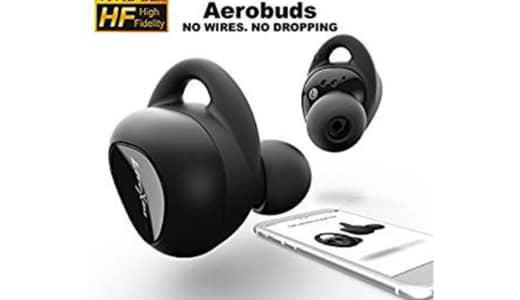 「快適さ」に特化した完全独立型イヤホン Litexim「TW-30 Aerobuds」