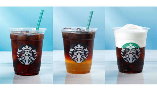スターバックスコーヒ豊かな味わいとなめらかな口当たりに夢中!コールドブリューが新発売!!