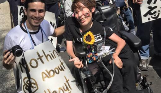 障害者の未来は自分たちで変えられる!川﨑良太さんの闘い(1)