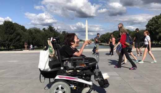 障害者の未来は自分たちで変えられる!川﨑良太さんの闘い(2)