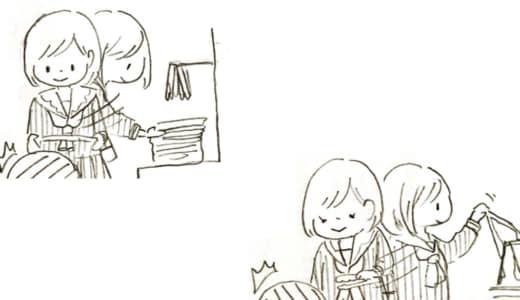 ある車椅子ユーザーの絵日記