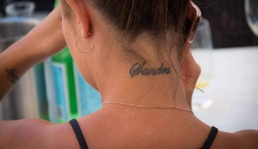 日本人のタトゥーはどうしてダメなのか。
