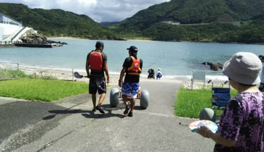 ツアー体験から鹿児島のユニバーサルツーリズムを考える