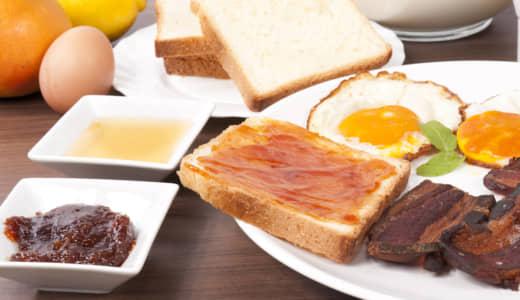 朝食を食べてますか?朝食抜くと色々なデメリットがある