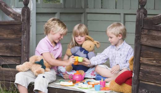 目や耳に障害のあるお子さんも一緒に楽しめる「共遊玩具」