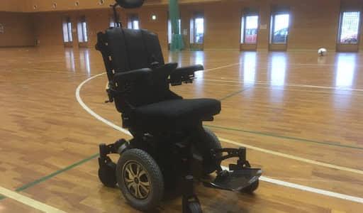 車椅子の新製品試乗会で歩ける僕が初めて試乗した