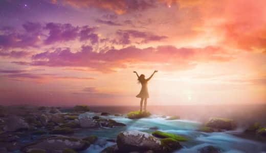 天国より「幸せな世界」が存在する仏教の死後の世界