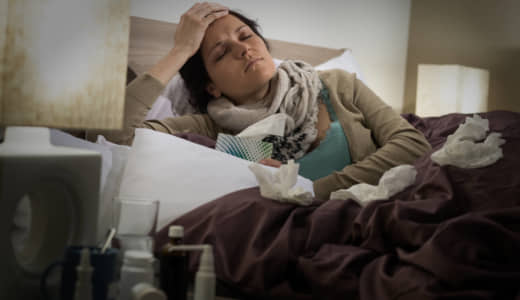 今年のインフルエンザはきつすぎる。自分でできるインフル予防