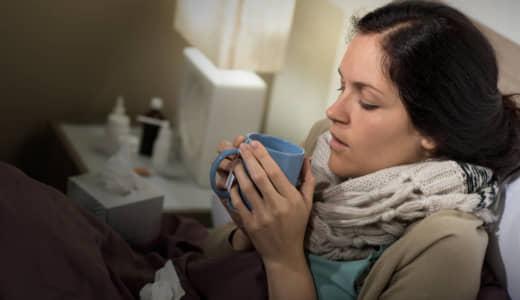 長引く風邪との戦い