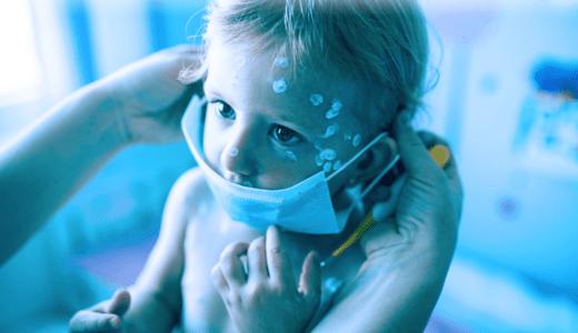 新型コロナウィルス対策・熱中症対策にも「冷やしマスク」??