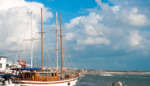 航海実習、種子島まで往復6時間の弾丸航海