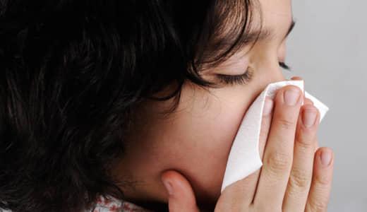 花粉症のみなさん、食物アレルギーにも注意です!