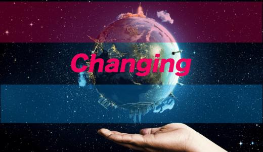 新型ウィルスで、世の中の様子は変わった?