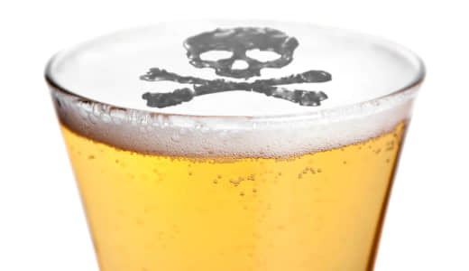 最近話題になってきているアルコール依存症ってどんな病気?